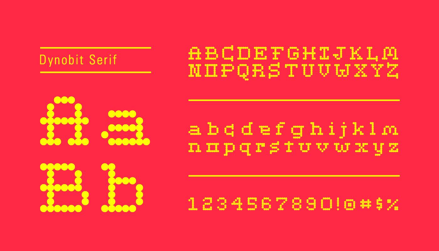 Dynobit Serif